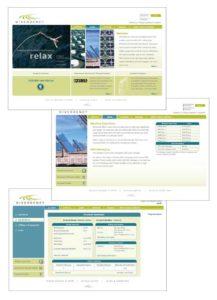 Diversenet site design image