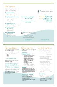 PRC 8.5x11 community brochure