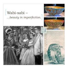 JLT Graphic Design - art wabi sabi syle