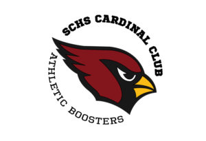 SCHS Cardinal Club Athletic Boosters round logo image
